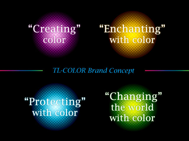 TL-COLOR Brand Concept